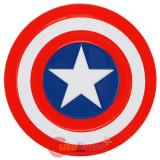 Marvel Captain America Shiled Embossed Tin Magnet