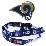 St. Louis Rams Lanyard NFL Key Chain