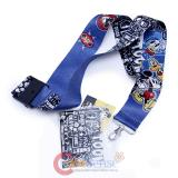 Mickey Gang Lanyard Key chain Wide