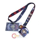 Marvel Captain Lanyard ID Holder