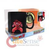 Dragon Ball Z Goku Magic Mug Coaster Set