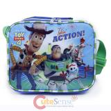 Disney Toy Story School Lunch Bag Insulated Snack Box