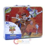 Toy Story Tin Box with Puzzle Set