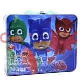 PJ Masks Tin Box with Puzzle Set