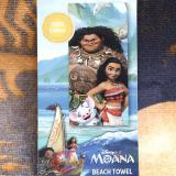 Disney Moana Beach Towel Bath Towel