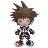 Kingdom Hearts 3D Foam Magnet Sora