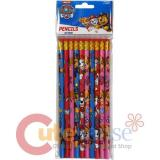 Paw Patrol Pencil Set 10pc