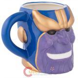Marvel Avengers Thanos 20 oz. Sculpted Ceramic Mug
