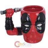 Marvel Avengers Deadpool 20 oz. Sculpted Ceramic Mug