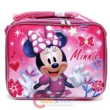 Disney Minnie Mouse School Insulated Lunch Bag - Nice day