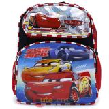 "Cars Mcqueen School Backpack 12"" Medium Bag - Top Engine"