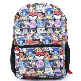 Pokemon Backpack Multi Character Check