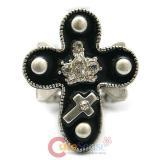 Ring Crown in Cross