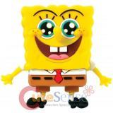 Spongebob 3D Foam Magnet