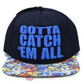 Pokemon Snapback Cap Gotta Catch Em All Sub