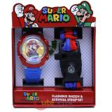 Super Mario Wrist Watch Box