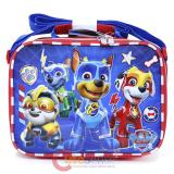 Paw Patrol School Lunch Bag Insulated  Snack Bag - Action