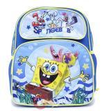 "Spongebob School Backpack 12"" Medium Bag"