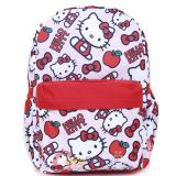 Sanrio Hello Kitty Backpack Red Apple