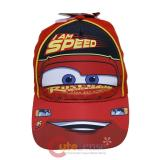 Cars Mcqueen Face Baseball Cap Boys Hat - I am Speed