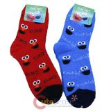 Sesame Street Elmo Cookie Monster Sleep Socks Set