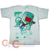 Domo Kun Junior Kids T-Shirt Spaker- Small