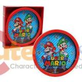 Super Mario Wall Clock  -9.5in