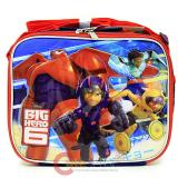 Disney Big Hero 6 School Lunch Bag Insulated  Snack Bag
