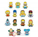 The Simpsons Family Enamel Pin Blind Box