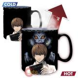 Death Note Mug - Heat Change