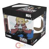 Fullmetal Alchemist Mug -Elric
