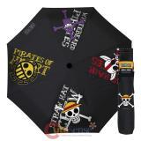 One Piece Pirate Emblems Umbrella