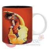 Dragon Ball Z Kakarot Goku Flying Nimbus Mug