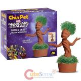 Chia Potted Groot Decorative Pottery Planter