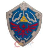 Legend of Zelda Hylian Shield Fleece Blanket
