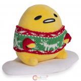 Gudetama Plush Doll Ugly sweater