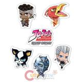 Jojos Bizrre Adventure Sticker Set