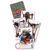 Naruto Playing Cards