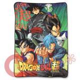 Dragon Ball Z Throw Blanket 5 Sub
