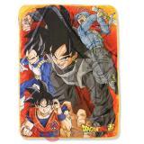 Dragon Ball Super Throw Blanket Black Goku Sub