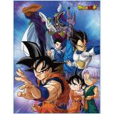 Dragon Ball Super Throw Blanket Group Sub