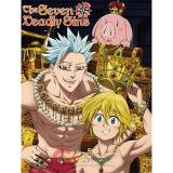 The Seven Deadly Sins Throw Blanket Group Sub