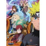 Naruto Wall Scroll Naruto Allies