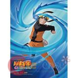 Naruto Wall Scroll Naruto Rasengan