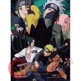 Naruto Wall Scroll Naruto VS Sasuke
