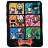Sanrio X My Hero Academia Throw
