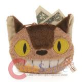 Studio Ghibli Totoro Cat Bus Coin Purse