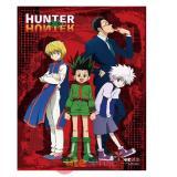 Hunter X Hunter Wall Scroll Key Art 1
