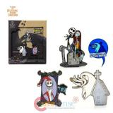 Nightmare Before Christmas 3-Piece Pin Set Exclusive