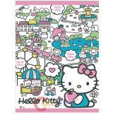 Hello Kitty Wall Scroll Happy Land